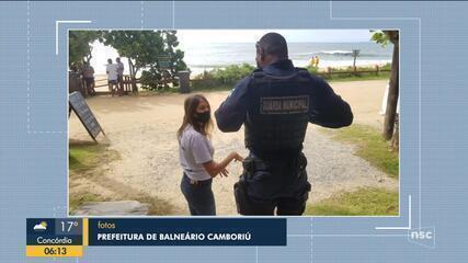 Sete festas são encerradas no feriadão em Balneário Camboriú