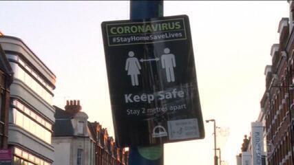 Reino Unido vai oferecer dois testes para covid-19 por semana aos cidadãos