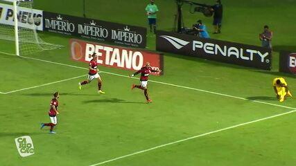 Melhores momentos: Madureira 1 x 5 Flamengo, pela 8ª rodada do Campeonato Carioca