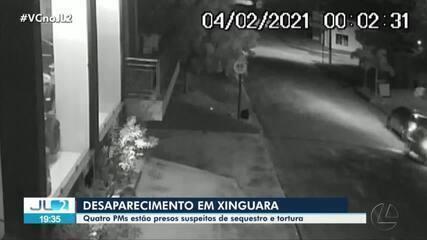 PMs são presos suspeitos do desaparecimento de jovem em Xinguara