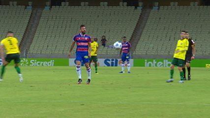 Melhores momentos de Fortaleza 1 x 0 Ypiranga, pela segunda fase da Copa do Brasil