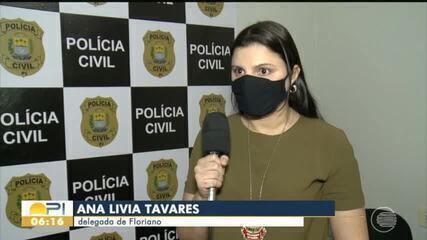 Polícia de Floriano ainda busca suspeito de atirar na ex-namorada