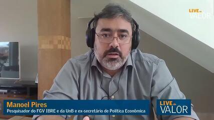 Pandemia vai consumir R$ 70 bi no curto prazo, diz Manoel Pires, do Ibre