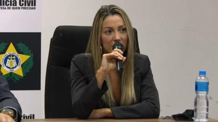 VÍDEO: Dr. Jairinho e mãe de Henry jogaram celulares pela janela no momento da prisão, diz delegada