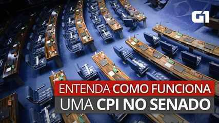 VÍDEO: Entenda como funciona uma CPI no Senado