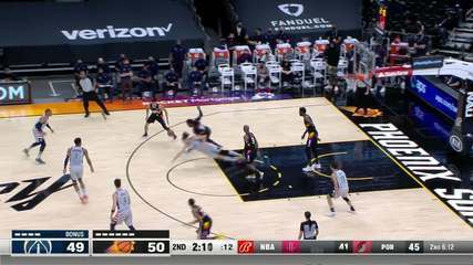 Melhores Momentos: Phoenix Suns 134 x 106 Washington Wizards pela NBA