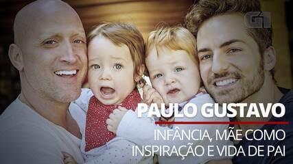 VÍDEO: Paulo Gustavo teve mãe como inspiração na carreira e na vida