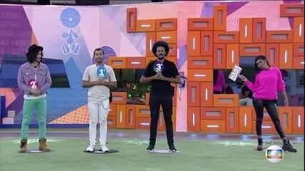 Jogo da Discórdia: Gilberto monta seu pódio e indica quem não vai ganhar o BBB21