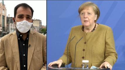 Alemanha aprova endurecimento da lei anti-Covid para frear casos