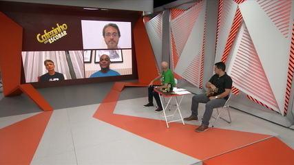 Cafézinho com Escobar: Bebeto, Lira e Sérgio Manoel comentam título do Flamengo e marca de Fred