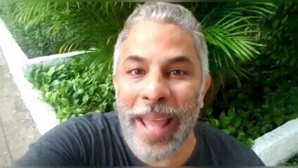 Luka Ribeiro completa 50 anos