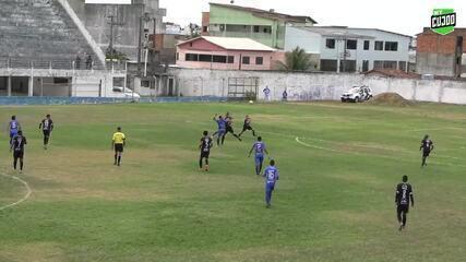 Melhores momentos de São Mateus 1 x 2 Serra, pelo Campeonato Capixaba 2021