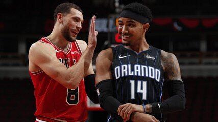 Melhores momentos: Chicago Bulls 106 x 115 Orlando Magic pela NBA