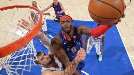 Melhores momentos: Detroit Pistons 98 x 100 Los Angeles Clippers pela NBA