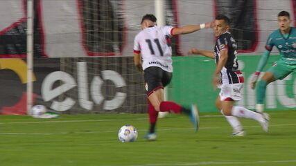 Melhores momentos: Joinville 0 x 2 Atlético-GO pela segunda fase da Copa do Brasil