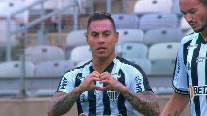OS gols de Atlético-Mg 2 x 1 Boa Esporte pela 10ºrodada do Campeonato Mineiro