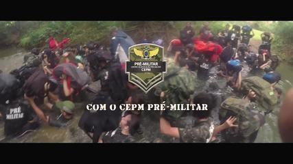 Região abre 400 vagas para o mais conceituado preparatório militar do Brasil