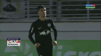 Veja os melhores momentos de Bragantino 2 x 0 Ponte Preta, pela 11ª rodada do Paulistão