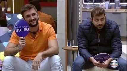 Jogo da Discórdia BBB21: Brothers se identificam com música 'É Papo Firme''