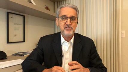 Valdo sobre pressão para evitar Renan na relatoria de CPI: 'Está atormentando a vida do Palácio do Planalto'