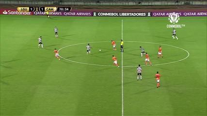 Melhores momentos: La Guaira 1 x 1 Atlético-MG, pela 1ª rodada da Libertadores