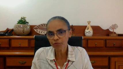 Marina Silva sobre Bolsonaro: 'Ele quer criar uma milícia na Amazônia'