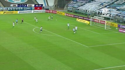 Melhores momentos: Grêmio 2 x 1 La Equidad, pela 1ª rodada da Sul-Americana