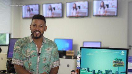 Cantor Shalom Adonai lança clipe e Lucas Almeida apresenta o 'Momento Mosaico'