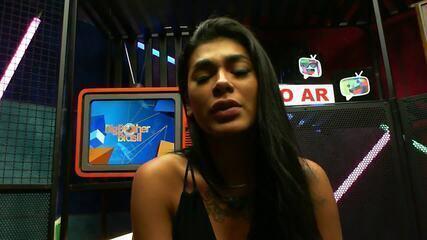 Raio-X BBB21: Pocah - 27/04