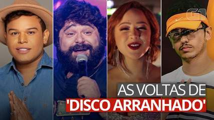As voltas de 'Disco arranhado'