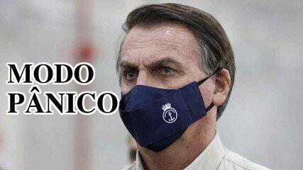 Governo Bolsonaro entra em modo pânico