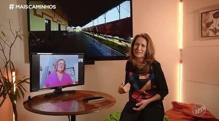 Edlaine Garcia traz curiosidades sobre o famoso bondinho de São Carlos (SP)