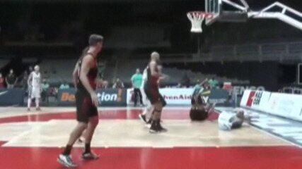 Mogi Basquete enfrenta o Flamengo nesta sexta-feira pelo NBB