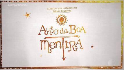 Renato Góes e José Eduardo Belmonte falam do filme 'O Auto da Boa Mentira'