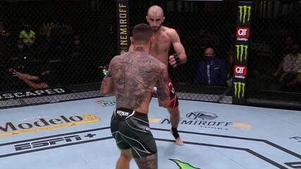 Melhores Momentos do UFC Reyes x Prochazka