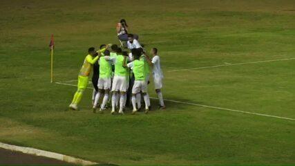 Cascavel CR 0x4 Londrina: veja os gols do jogo da rodada 8 do Paranaense