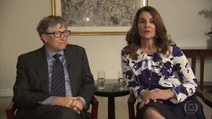 Bill Gates e Melinda Gates anunciam divórcio após 27 anos juntos