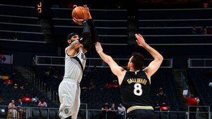 Melhores momentos: Atlanta Hawks 123 x 114 Portland Trail Blazers pela NBA