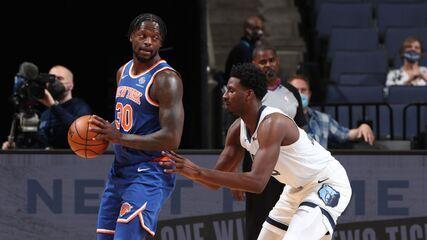 Melhores momentos: Memphis Grizzlies 104 x 118 New York Knicks pela NBA