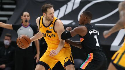 Melhores momentos: Utah Jazz 110 x 99 San Antonio Spurs pela NBA