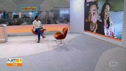 Gilberto Nogueira, o Gil do Vigor, fala sobre repercussão do BBB e a vida em Pernambuco