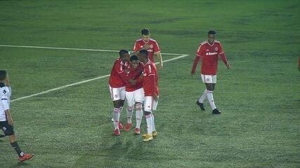 Melhores momentos de Internacional 5 x 0 Tupi pelas oitavas da Copa do Brasil Sub-20