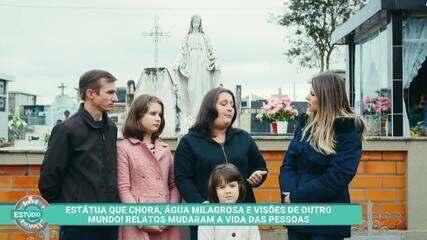 Milagres no Paraná: conheça os relatos que mudaram a vida de paranaenses | Estúdio C
