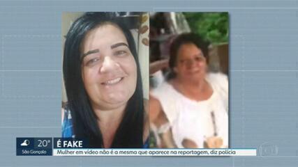 Polícia afirma que mulher em vídeo com fuzil não é mãe de mortos no Jacarezinho