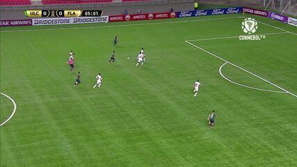 Melhores momentos: Unión La Calera 2 x 2 Flamengo, pela 4ª rodada da Libertadores