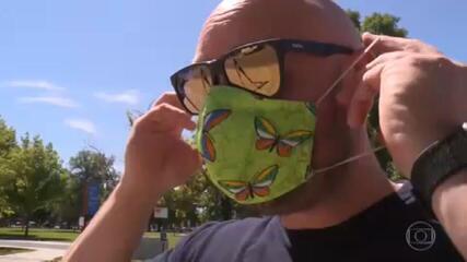 EUA: vacinados não precisam mais usar máscaras na maioria dos lugares