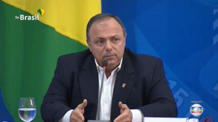 AGU aciona o STF para garantir que Pazuello permaneça em silêncio na CPI
