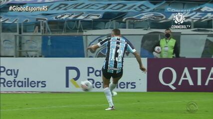 Maurício Saraiva fala sobre atuação de Ferreira e como chega o atacante no Gre-Nal