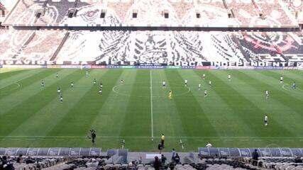 Gols do Fantástico: Palmeiras elimina o Corinthians e vai à final do Paulistão