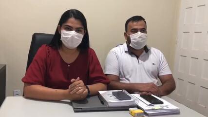 Prefeita de Guajará-Mirim diz que vacinas não foram perdidas